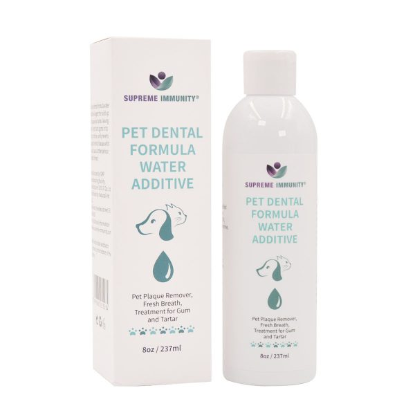 pet dental formula